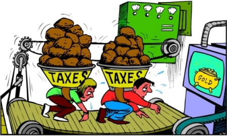 "Austin homeowners and other residents are steadily burdened with higher taxes and utility rates, with the rationale of vague ""projections"" of local ""new jobs"" and other benefits whose validity is never reliably tracked. Are massive subsidies to real estate developers, projects like the F1 racetrack, UT's East Campus expansion plans, the Medical Center development, a largely ""showpiece"" urban rail line, and other ventures worth this sacrifice?"